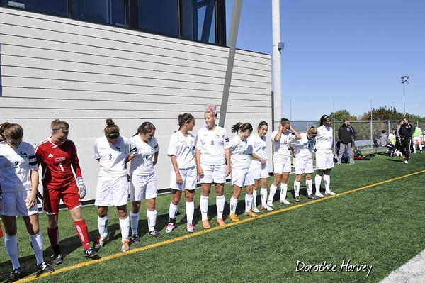 Soccer Féminin div1 /FXG/16 septembre