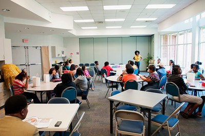 GirlTalk Presents Diggy Simmons @ Southview Recreation Center 3-15-12 by Jon Strayhorn