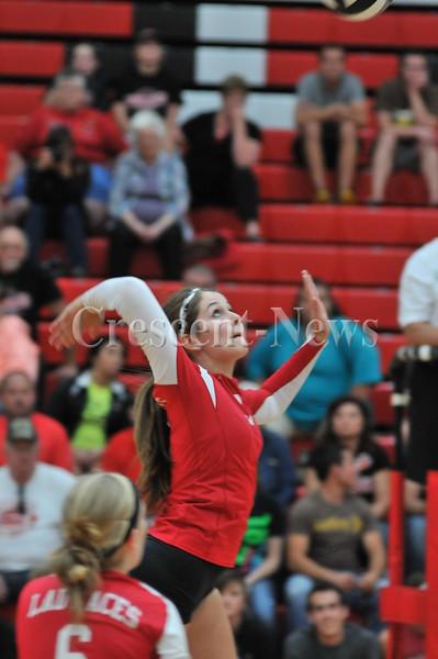 09-30-13 Sports Paulding @ Hicksville V-Ball