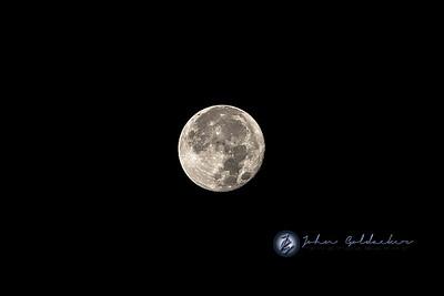November Super Moon 2016