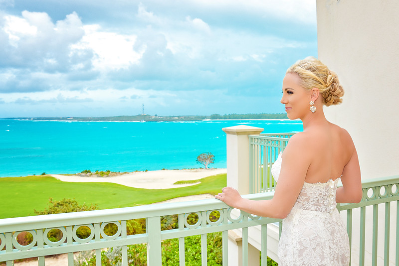 Destination Wedding at Grand Isle Resort in Exuma Bahamas photo by Reno Curling #renocurling