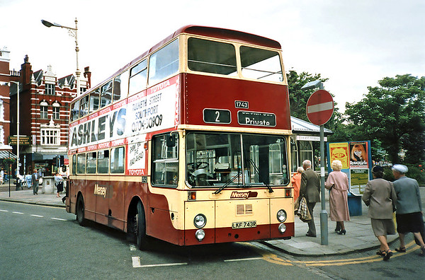 11th and 12th July 1991: Southport