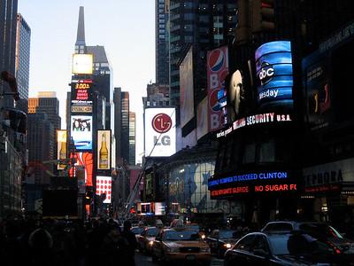 Manhattan - December 2008-December 2011