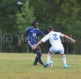 Boys Soccer: Upper Merion plays at Norristown