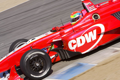 2007 Laguna Seca CDW Champ Car test