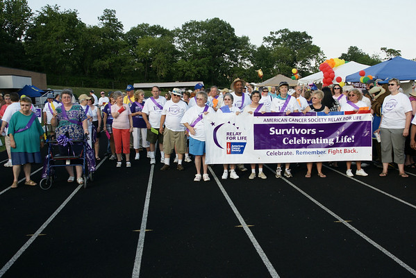 Salem Relay for Life 2010:  June 18-19