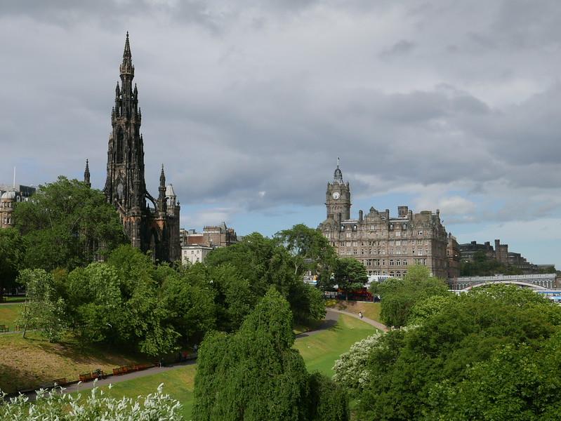@RobAng Juni 2015 / West End, Edinburgh / Fountainbridge/Craiglockhart War, Scotland, GBR, Grossbritanien / Great Britain, 76 m ü/M, 2015/06/28 18:29:07