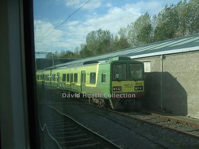 Dublin Area Rapid Transit IE 8520 Class 8621-22 to 8639-40(Tokyu Car Corporation)