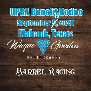 Barrel Racing UPRA