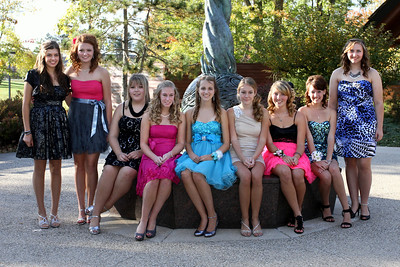 Valley Girls Homecoming 2012