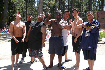 Senior End of the Year Camping Trip
