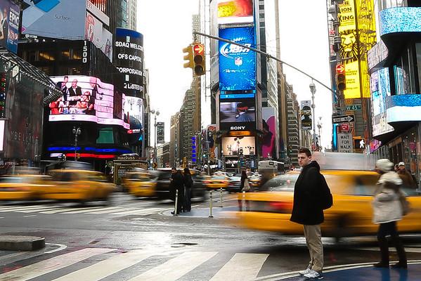 New York City 2012
