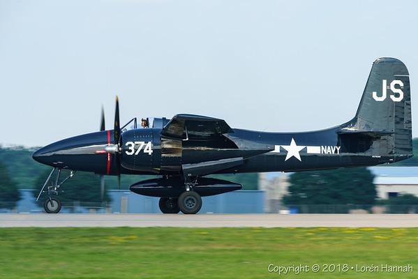 7/23/18 Monday EAA Airventure - Oshkosh, WI