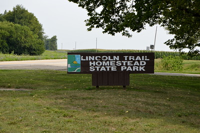 Lincoln Trail Homestead State Park