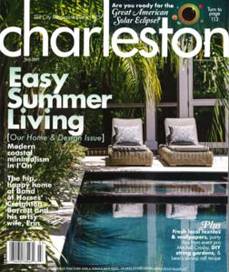 Charleston Magazine July 2017