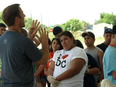 2010 Coppell St. Ann Parish: Mission Laredo