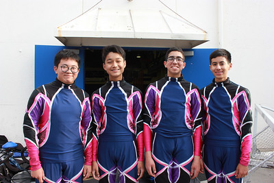 SMHS Drumline, Color Guard Host Show for Community