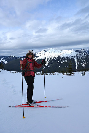 2014  March 15 Hyak Ski