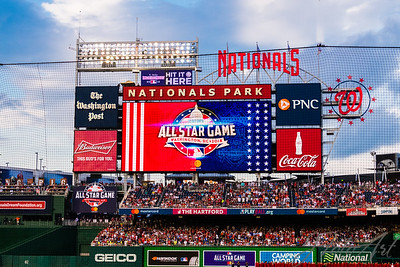 MLB All Star Game  2018