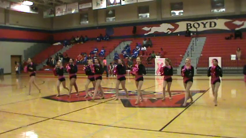 JV Belles Video  1-20-12