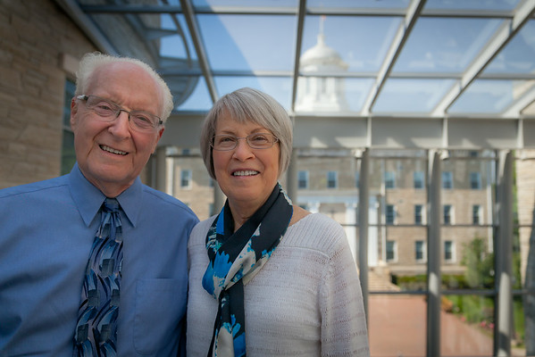 David Cook & Wife