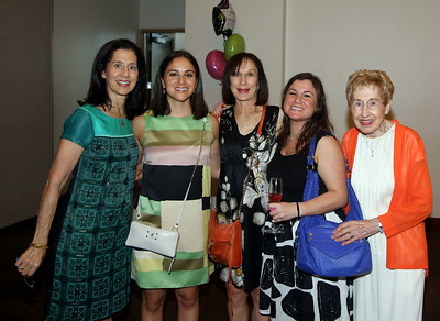 Anne Cohn 95th Birthday Party