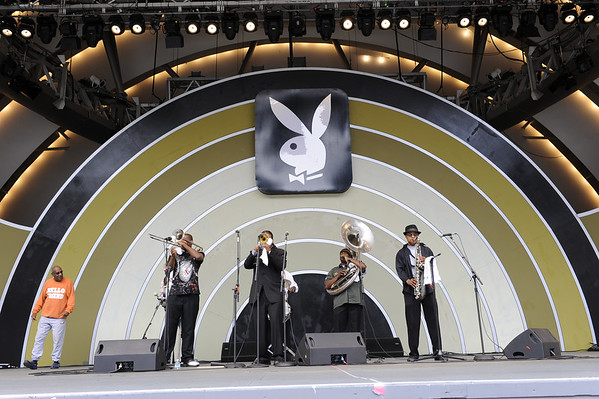 Playboy Jazz 31st Anniversary in Review..2 days of Fun