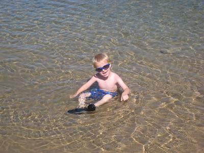 More beach fun