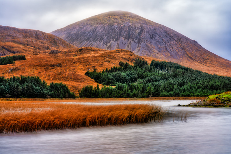 Red Cuillins, Isle of Skye