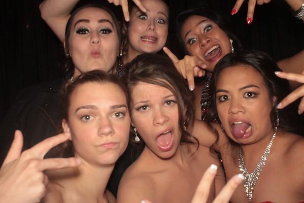 LSHS Prom 2016