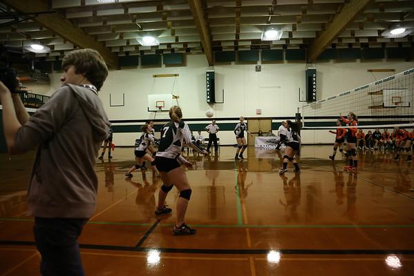 Volleyball vs Nestucca