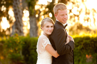 Stampley & Kendra Wed