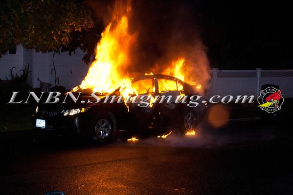 Lindenhurst F.D. Vehicle Fire IFO 220 N Fulton Ave 7-26-13