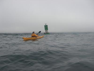 2008-08-16: Kayaks & C15s