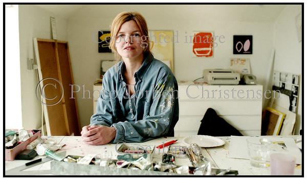 Tine Hartvig 1998