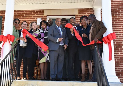 Bakers View Townhomes Ribbon Cutting-3.9.20