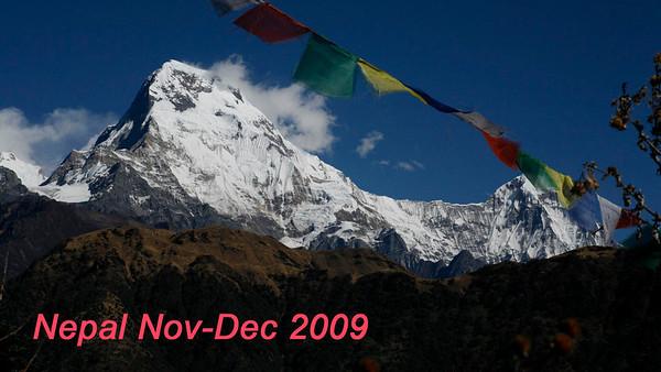 Nepal 2009 Trek
