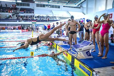 LEN European Junior Champs Swimming 4