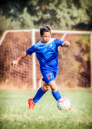 170917 - 06 Boys U12 - Real Sacramento Atleticos at San Juan Lightning