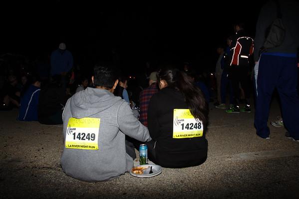 LA River Night Run Series 01-24-2016