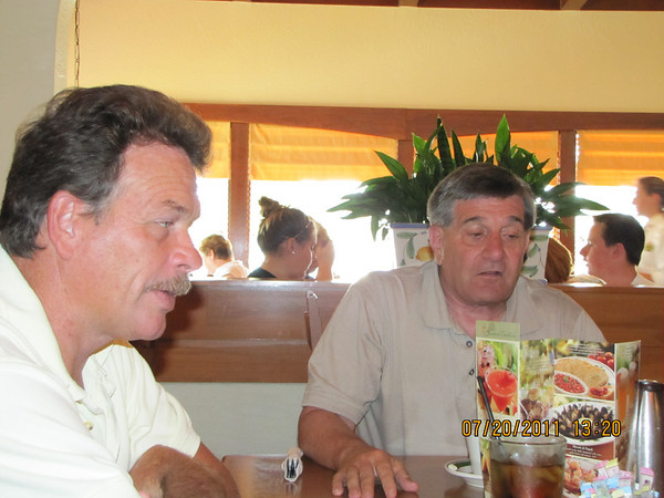 Patty's Brithday Lunch - 7/20/2011