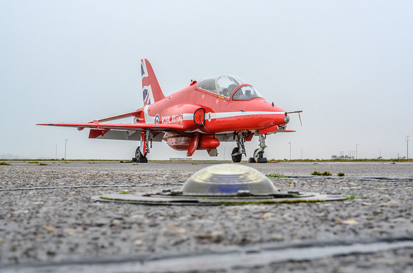 Red Arrows - Photoshoot