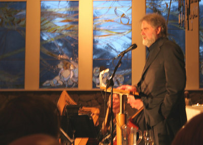 Coleman Barks speaking in Sun Valley, Idaho
