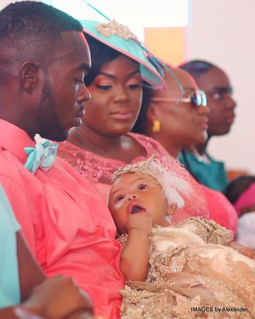 Nique's Baby Christening