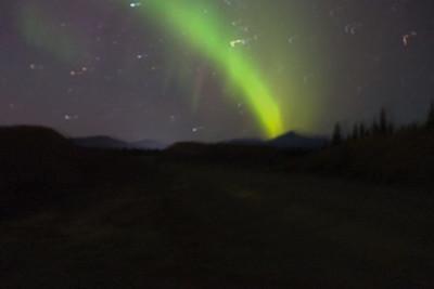 Hatcher Pass & Northern Lights