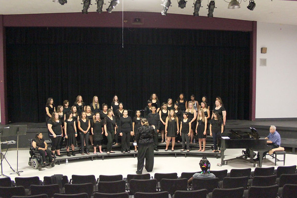 Combined Choir 2012