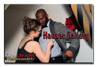 23 mar 2013 Hauser gallery