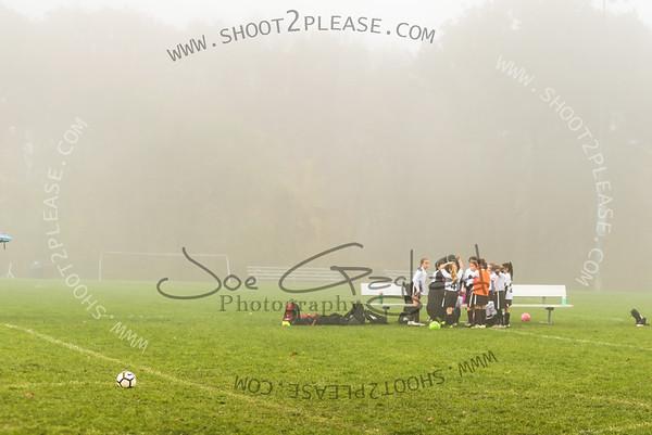 Nov 5 2017 - U10 Girls Soccer