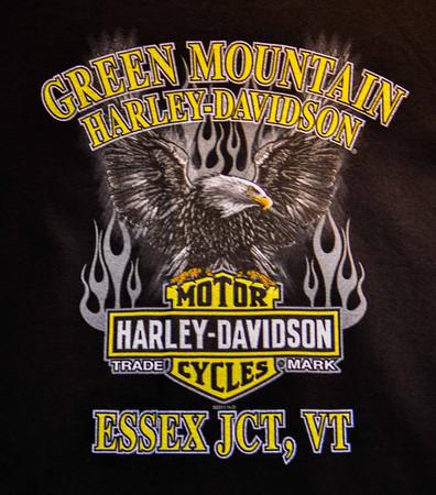 Green Mountain Harley Davidson Essex Junction  VT