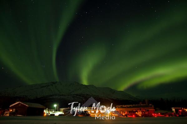 Nights in Alaska